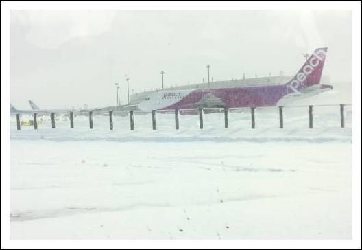 新千歳空港1