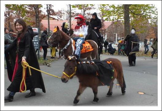ハロウィンパレード3